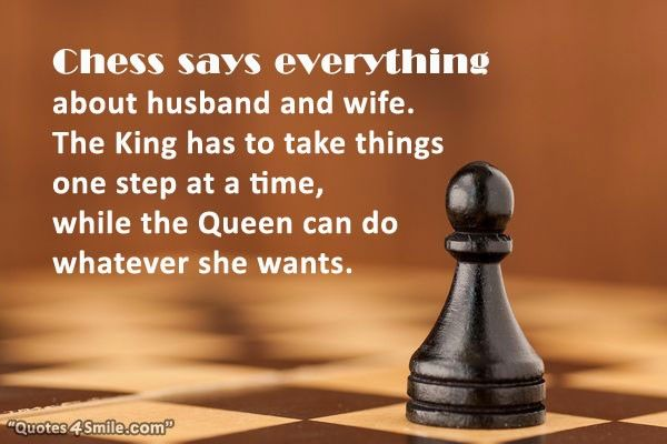 Funny Chess Quote 1 Picture Quote #1
