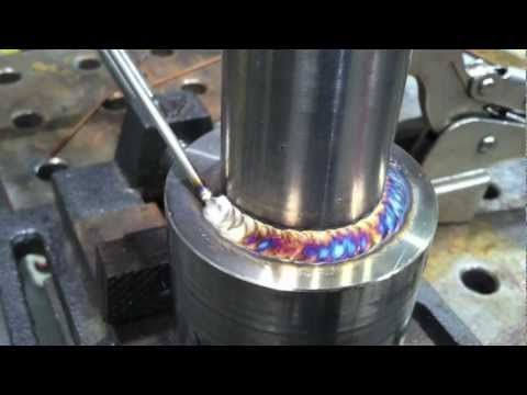 Tig Welding Stainless Steel - Walking the Cup vs TIG Finger