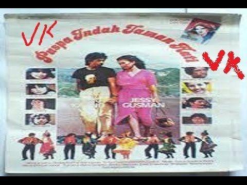 "Film Jadul 1979 - ""Puspa Indah Taman Hati"" Full (Rano Karno,Yesy Gusman)"