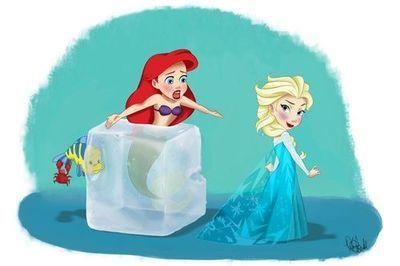Let ME go! by VanillaKeyblade.deviantart.com on @deviantART | Disney on We Heart It.