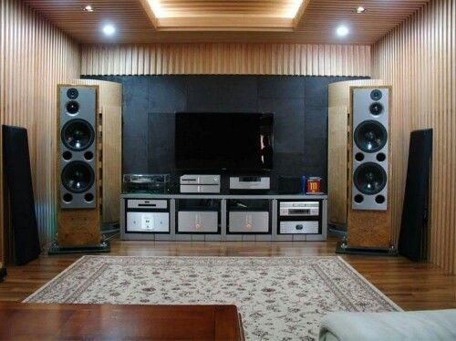 ATC speakers & Krell