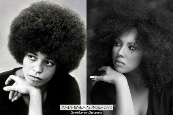 Digital Influencers Recreate Legendary Images of Black History Icons in #WeAreBlackHistory