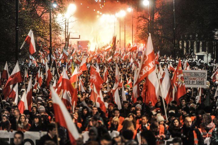 Dlaczego oni boją się polskich patriotów? To proste!