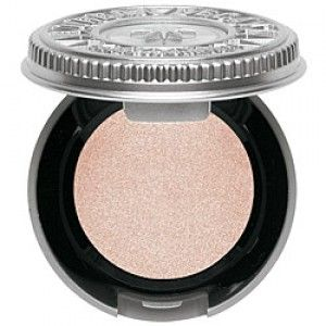 Urban Decay Sin Eyeshadow. My absolute favorite eyeshadow of all time. Light champagne shimmer w/ no glitter, can also be used as a highlighter.