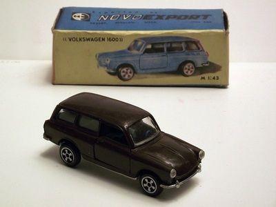VOLKSWAGEN 1600 (Novo Export)