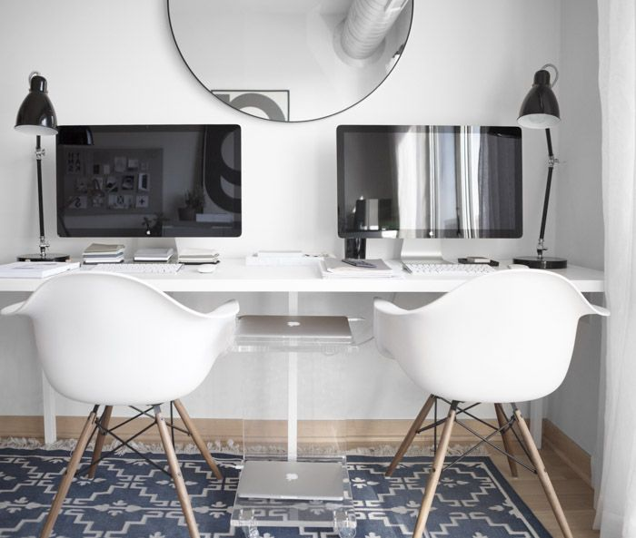 25 Clever Under Stairs Ideas To Optimize The Leftover: 1000+ Ideas About Small Office Design On Pinterest