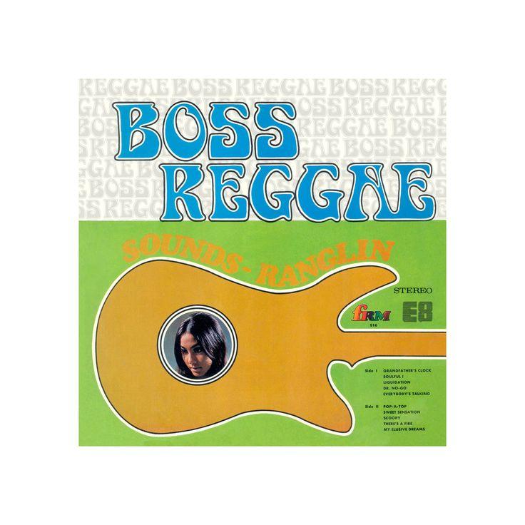 Ernest ranglin - Boss reggae (CD)