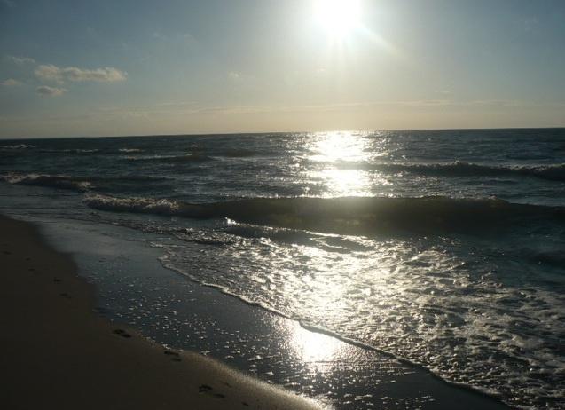 Baltic Sea, Poland.