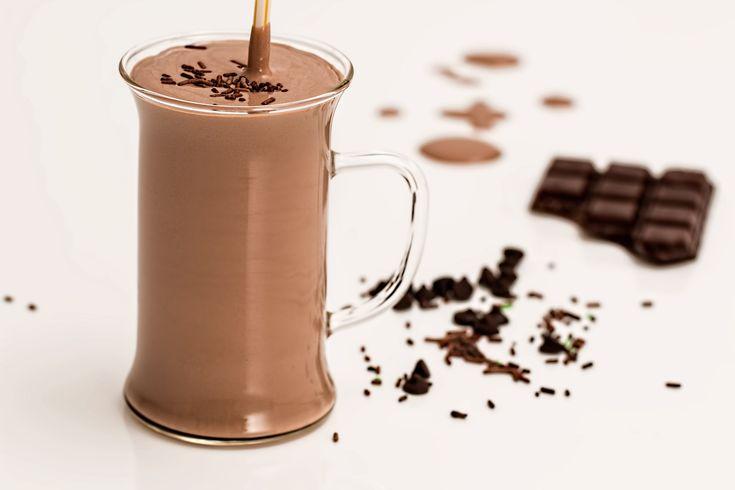 RETETA Shake-uri delicioase cu ciocolata