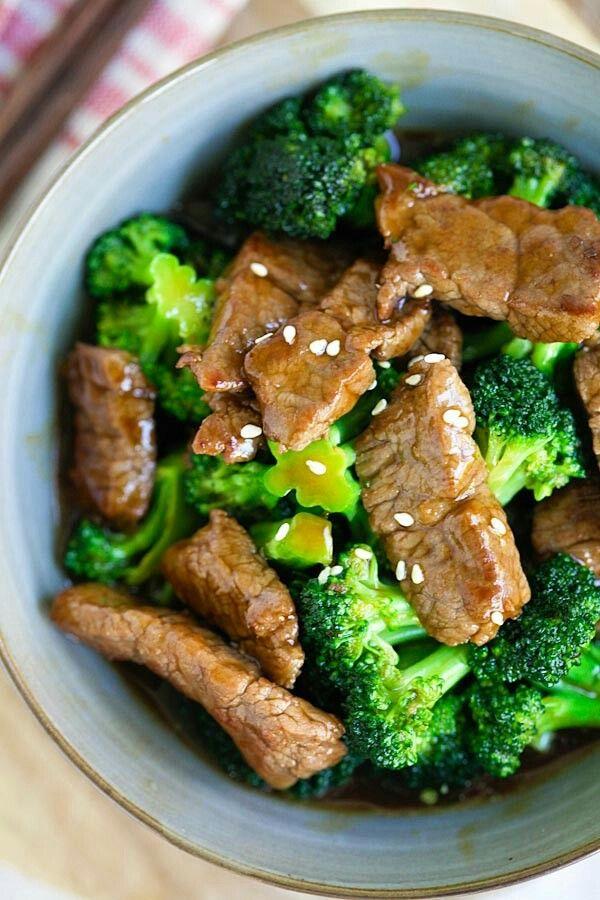Broccoli Beef - Rasa Malaysia