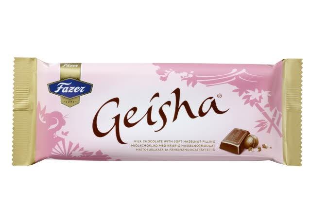 Fazer Geisha suklaalevy