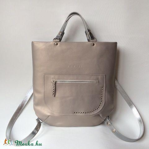 Bindy Spring bőr többfunkciós táska (hegymegigabi) - Meska.hu