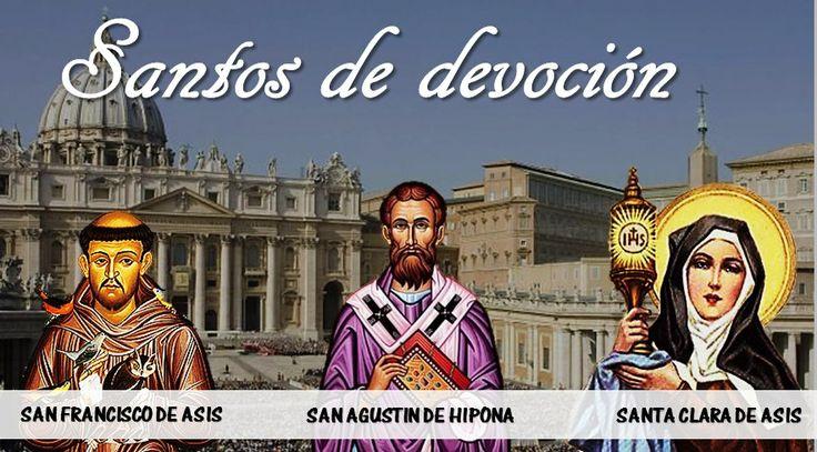 Santos de devoción