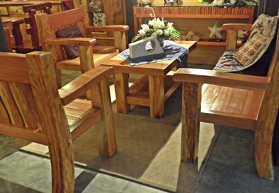 wood sala set ideas philippines  Google Search  Living Room  Wooden sofa designs Wooden sofa