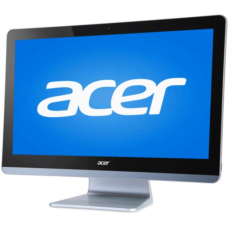Refurbished PC Computer Monitor Acer Aspire All-in-One Desktop Windows 10 Office