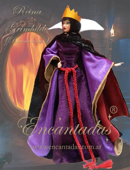 Reina Grimhilde by Encantadas.deviantart.com
