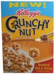 Kellogg's Cereal Coupon = 1 Dollar/Box For Crunchy Nut Cereal at CVS!
