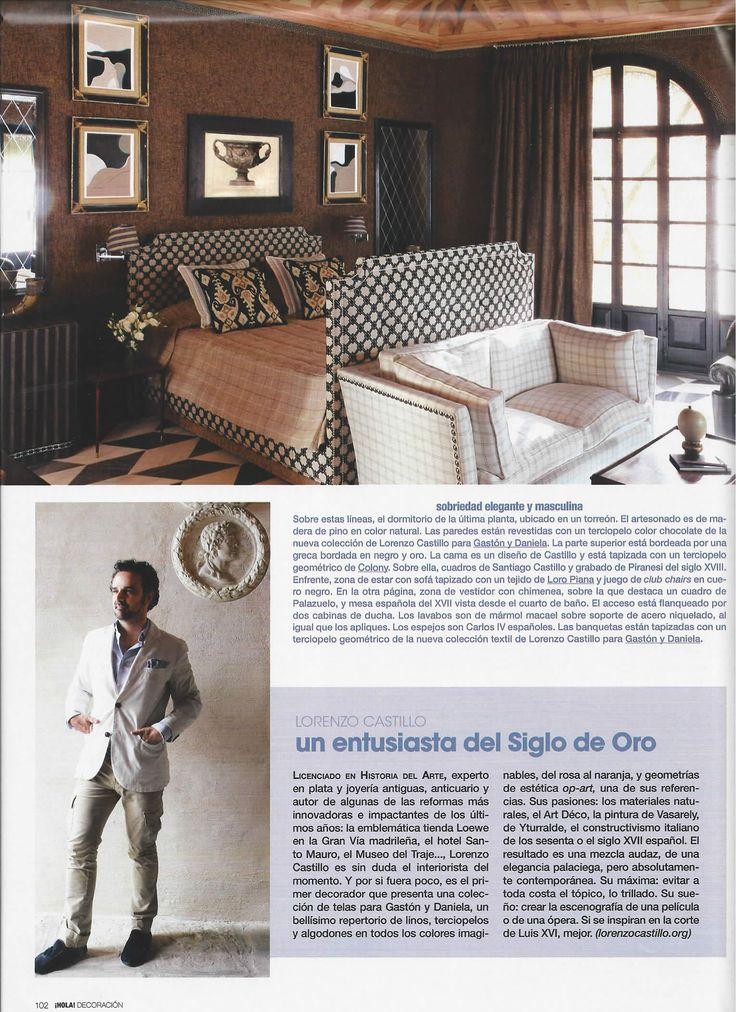 91 best lorenzo castillo decorador madrid images on - Lorenzo castillo decoracion ...