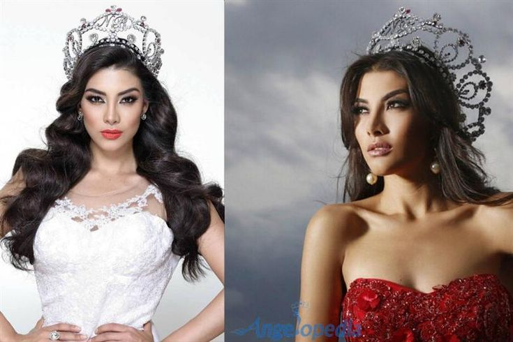 Wendolly Esparza will represent Mexico in the Miss Universe 2015… It's Official..!!