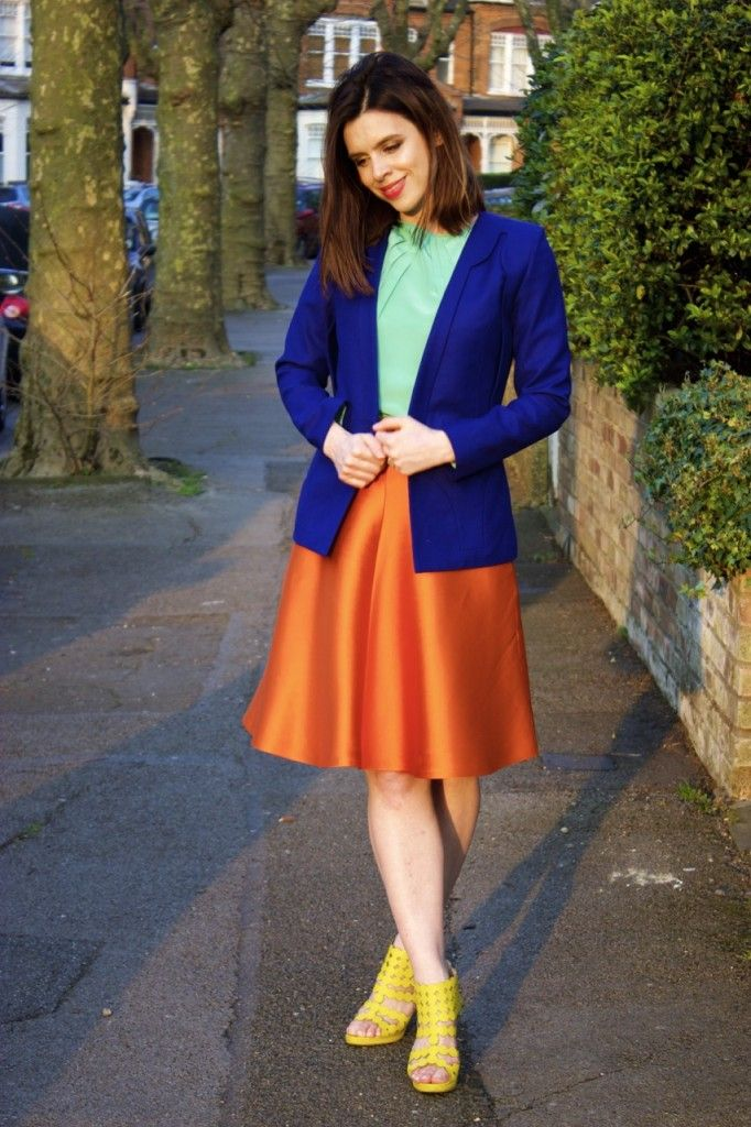 Rosa Hoskins, actress and blogger, looks beautiful in JUDY WU! Check out her blog on the designer behind the clothes!