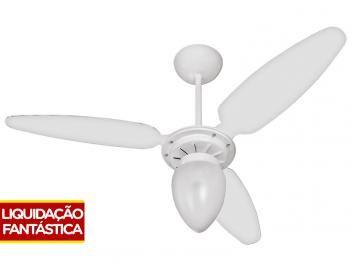 Ventilador de Teto Ventisol Wind APENAS R$ 99,90