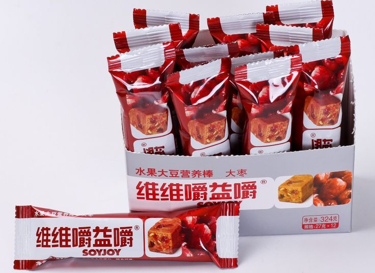 Health Low- GI Snack energy Teatime SOYJOY Jujube Fruit Soybean Nutrition Bar, View soyjoy fruit soy bar, V V Product Details from V.V Food & Beverage Co., Ltd. on Alibaba.com