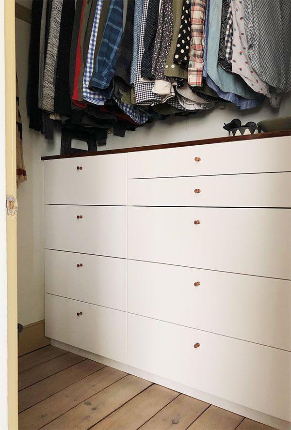 I Renovated My Closet And Now I M Fancy Manhattan Nest Closet