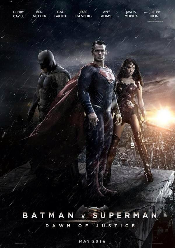 Batman v Superman: Dawn of Justice'