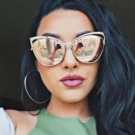 "Women's ""Ibiza"" Premium Cat Eye Sunglasses"