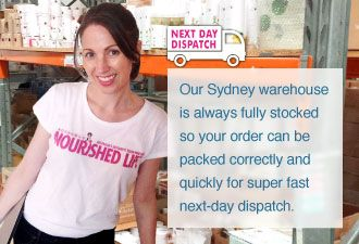 Australian supplier of natural cosmetics and body products.