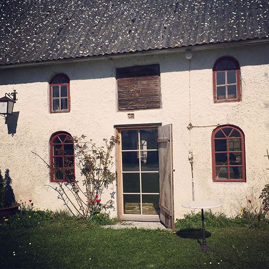 Slow Train B&B, Fårö, Gotland, Sweden. #architecture #scandinavian #heritage