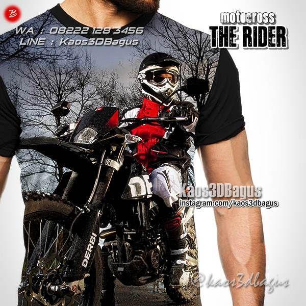 Kaos MOTOCROSS, Kaos TRAIL, Kaos3D, Kaos Gambar Motocross, Klub Motocross, Kaos Motor Trail, Freestyle Motocross, https://instagram.com/kaos3dbagus, WA : 08222 128 3456, LINE : Kaos3DBagus