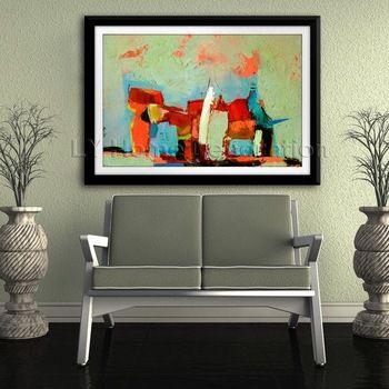 Бесплатная доставка ручной росписью маслом стены искусства холсте настенные панно большое полотно искусство дешевые абстрактного искусства безрамное