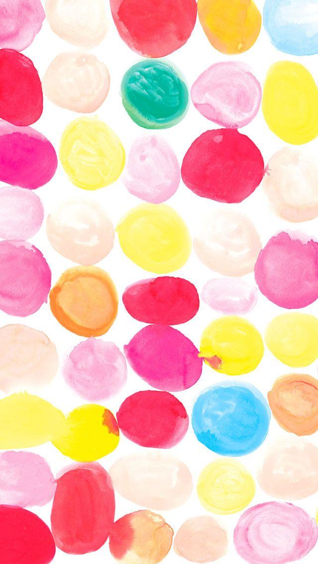 Dottie Dottie   35 Adorable iPhone Wallpapers to Liven Up Your Life   POPSUGAR Tech