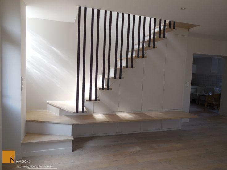 rambarde escalier design cable - Recherche Google