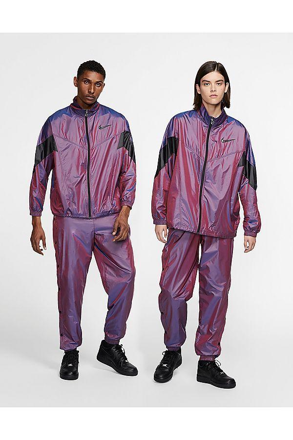Nike Nike Sportswear Windrunner Jacket University Red