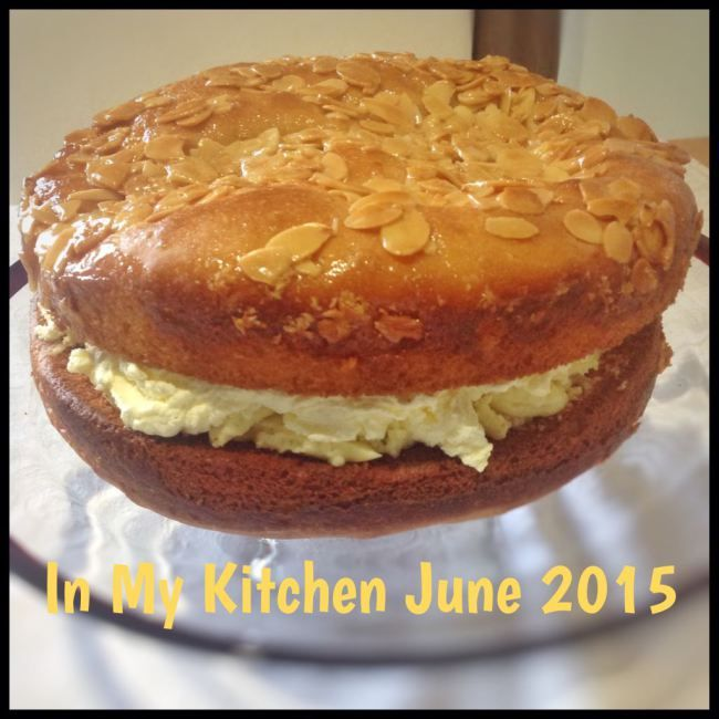 In My Kitchen – June 2015 « Mother Hubbard's Cupboard