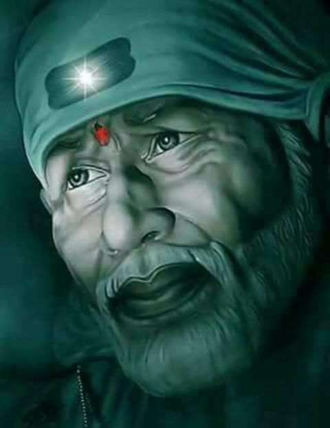 Sai Baba Image For Whatsapp Dps Sai Baba Sai Baba Photos Sai