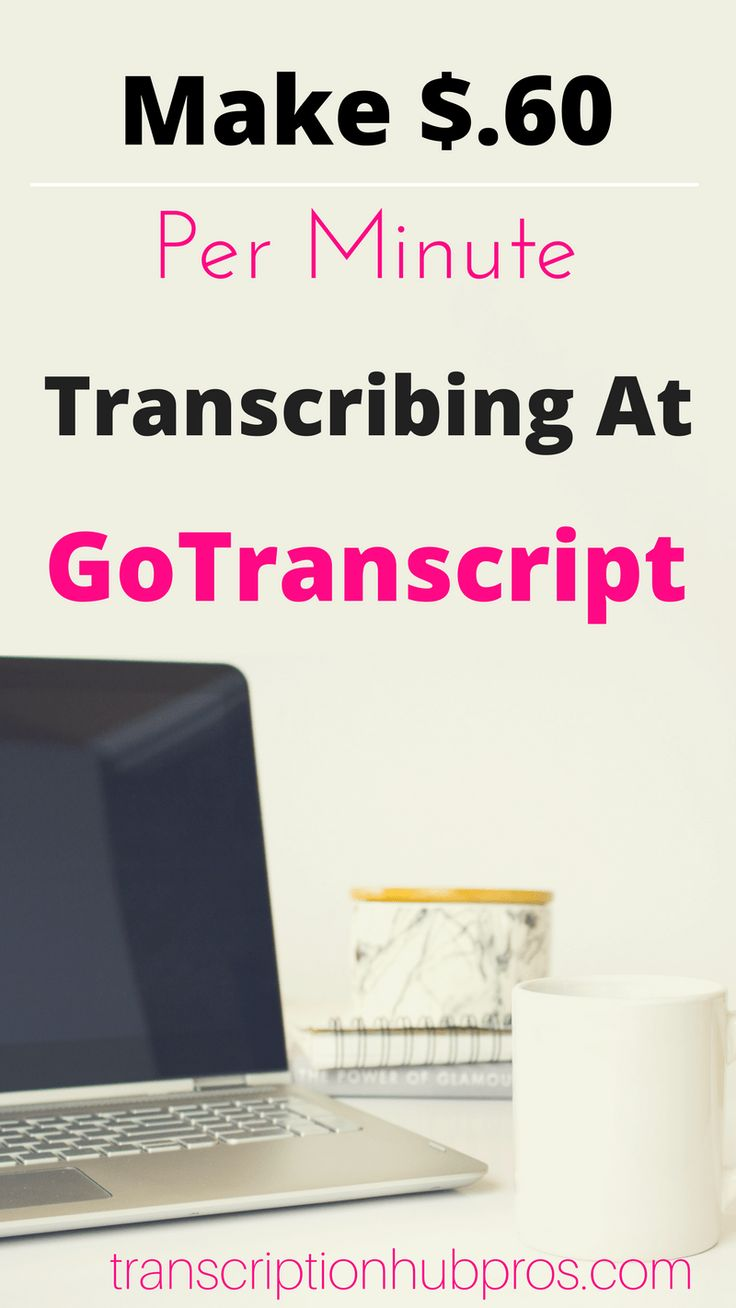 GoTranscript Review Audio Transcription Jobs [Updated