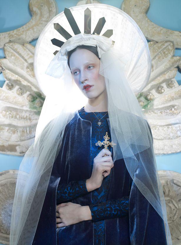 Adoring icons - Fashion - Stylist Magazine