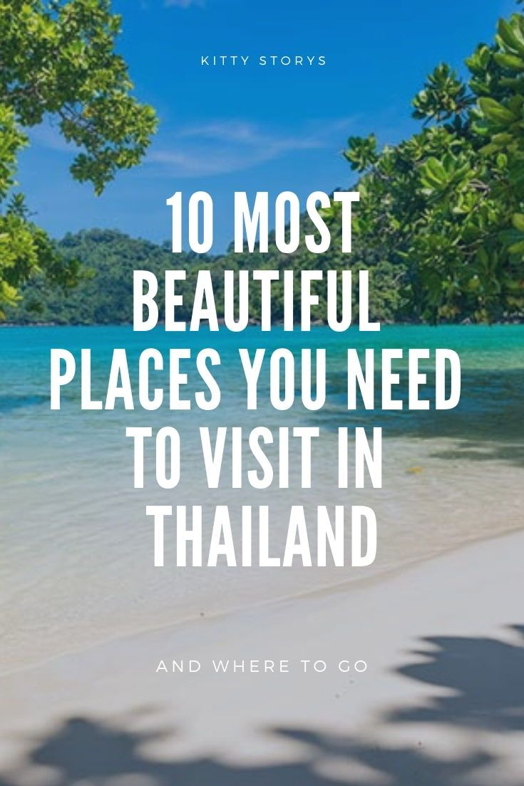 10 best cities you need to travel in thailand - which city you