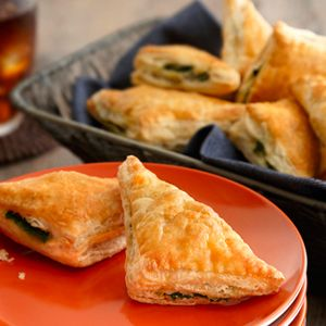 Pepperidge Farm® Puff Pastry - Recipe Detail - Spinach Triangles
