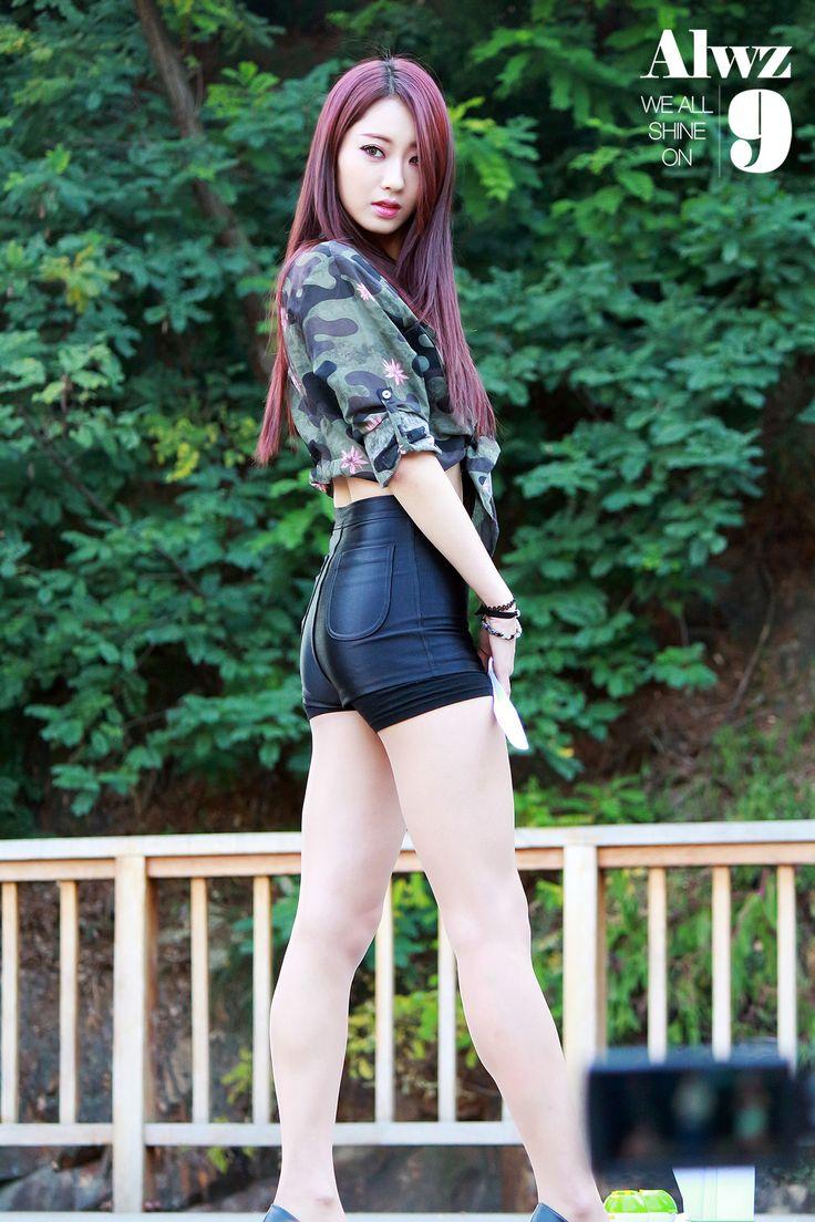 Kyungri the celebrity