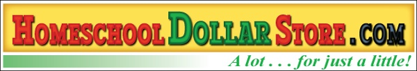 Homeschool Dollar Store