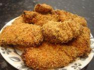 Easy schnitzel recipe, good for Shabbat lunch.