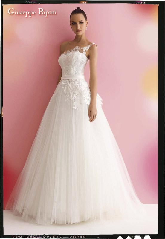 abiti da sposa 2013 tendenze