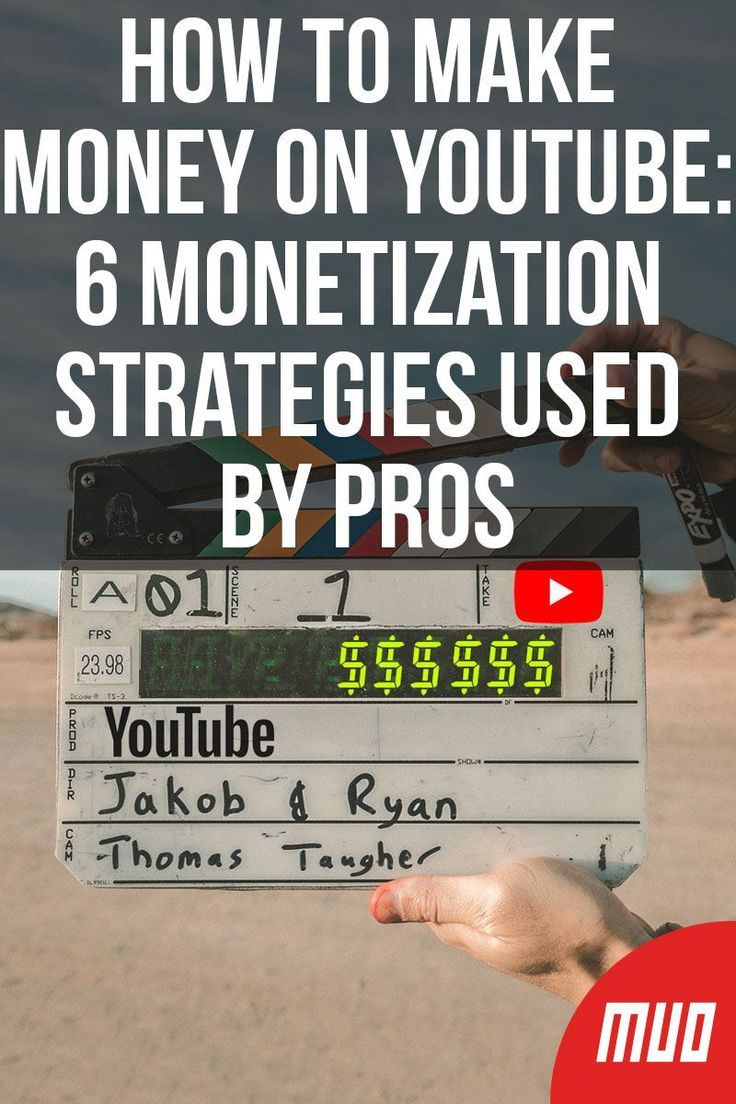 How To Get Your Money From Youtube Monetization