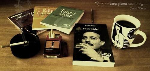 Kahve ve Kitap http://www.bloggokhantekin.com