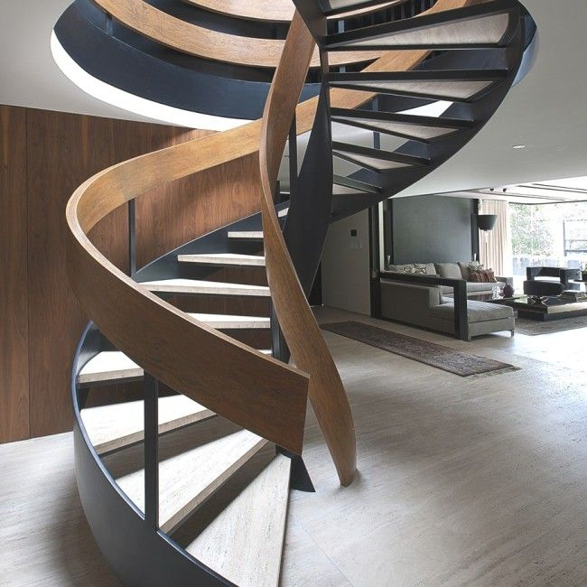35 best Stair ways images on Pinterest | Spiral staircases ...