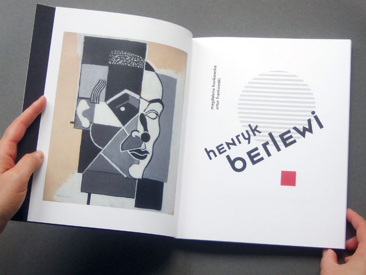 Henryk Berlewi - design: Fontarte
